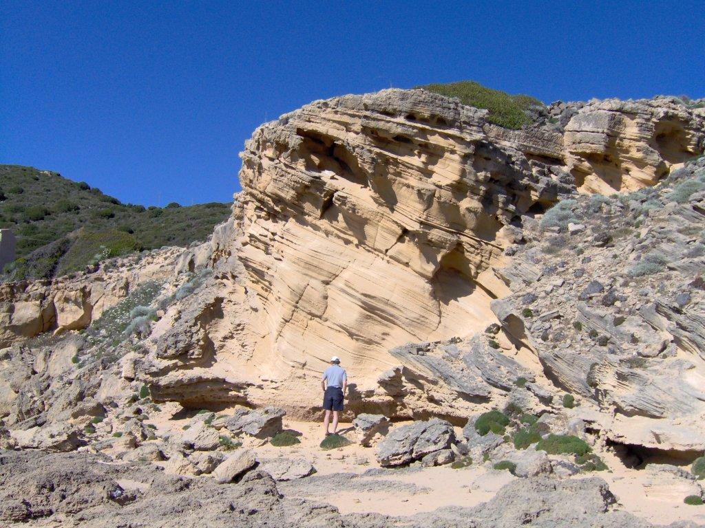Late quaternary deposits