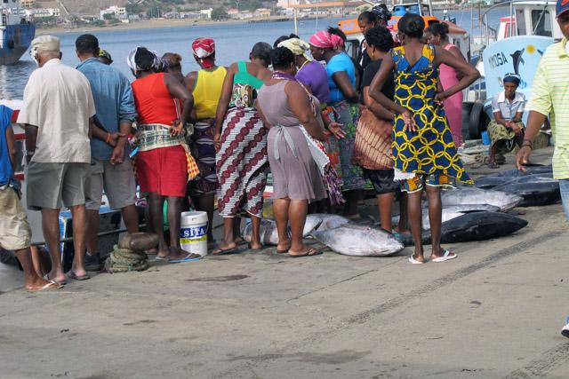 Praia-Fish-market