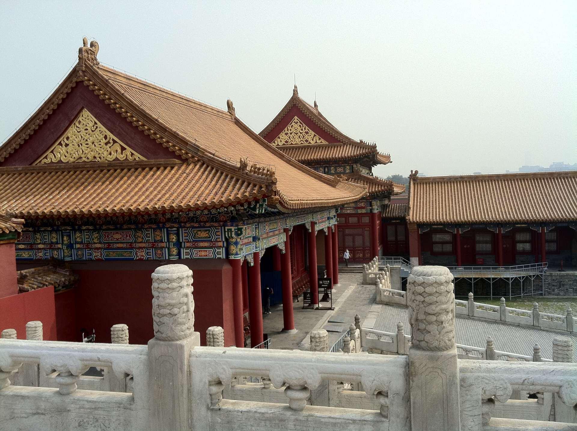 Bejing-Forbicdden-city
