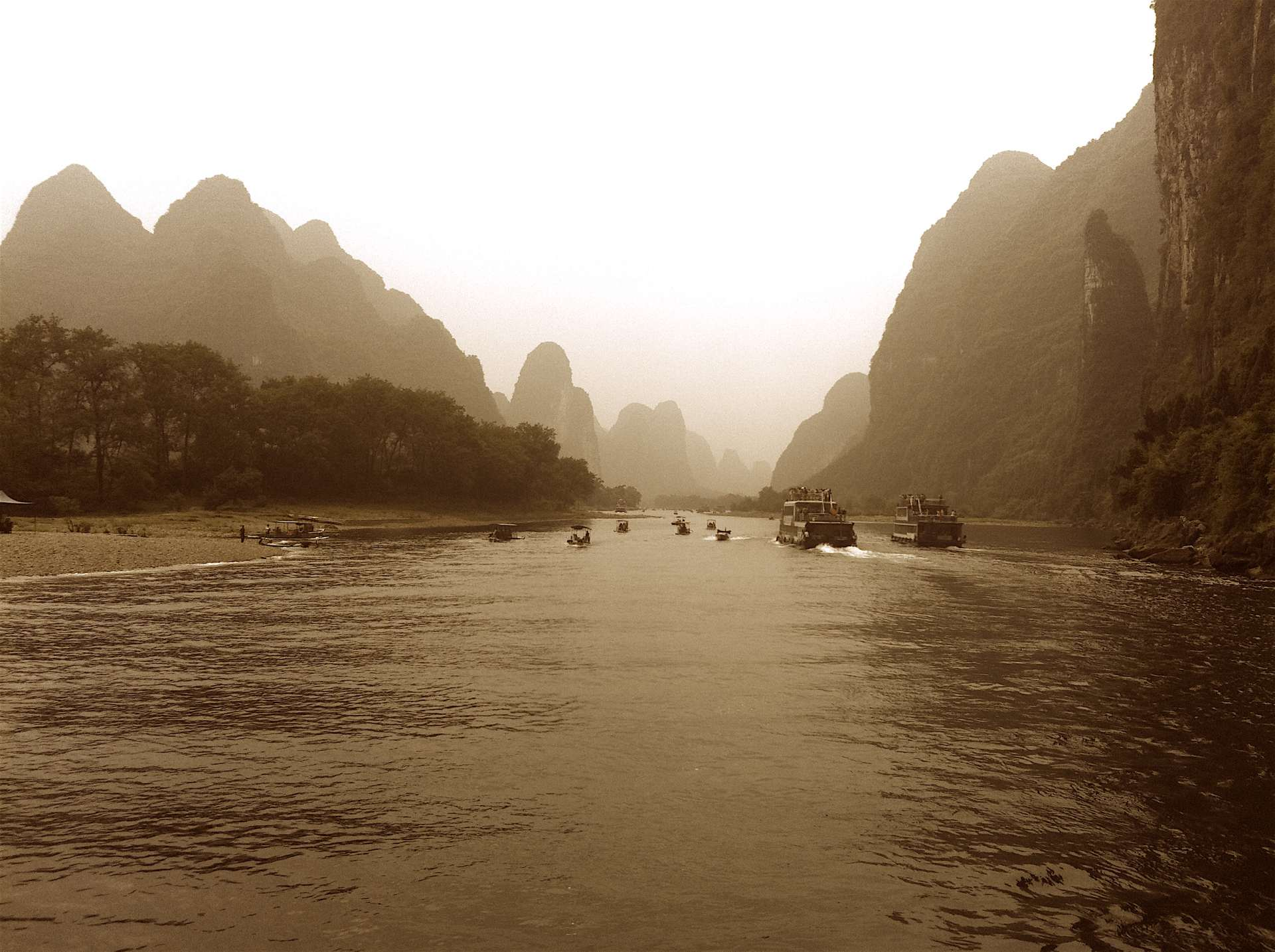 Li-river-landscape
