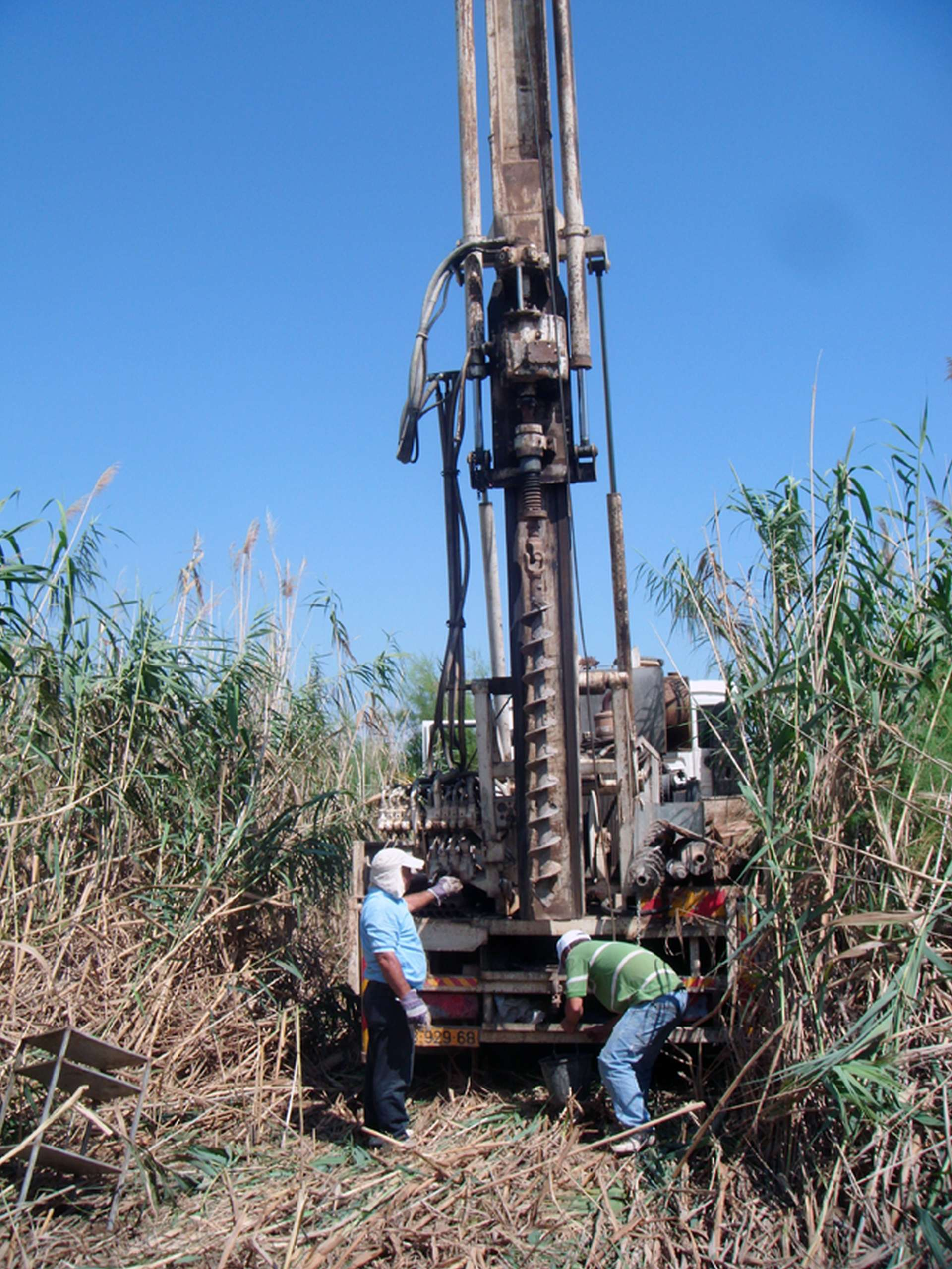 Drilling_Galilee_sea